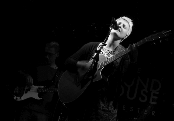 Elizabeth Cornish at the Soundhouse. Photo: Keith Jobey