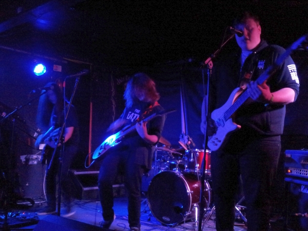 Dawn of Anubis at The Shed, 16th October