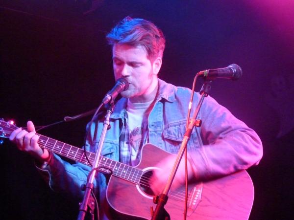 Tom Lewitt - Soundhouse Photo: Keith Jobey