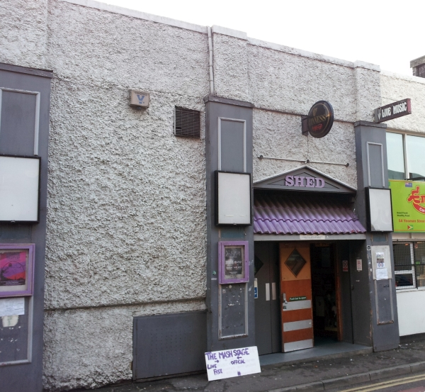 The Shed, Yeoman Street