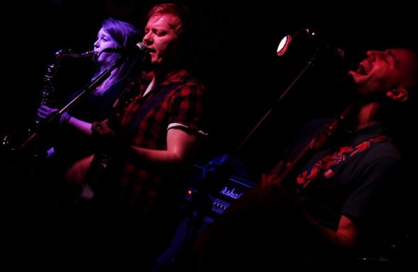 Last Edition at the Donkey. Photo: Kevin Gaughan.
