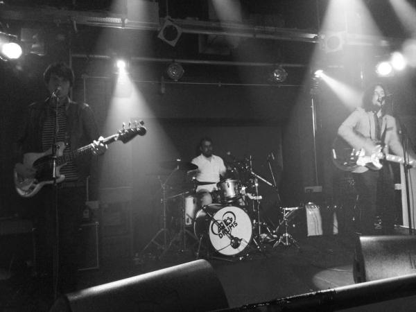 Matt Henshaw and band at the O2