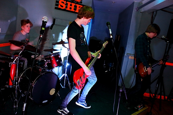 Kynch at The Shed February 2016 Photo: Kevin Gaughan.