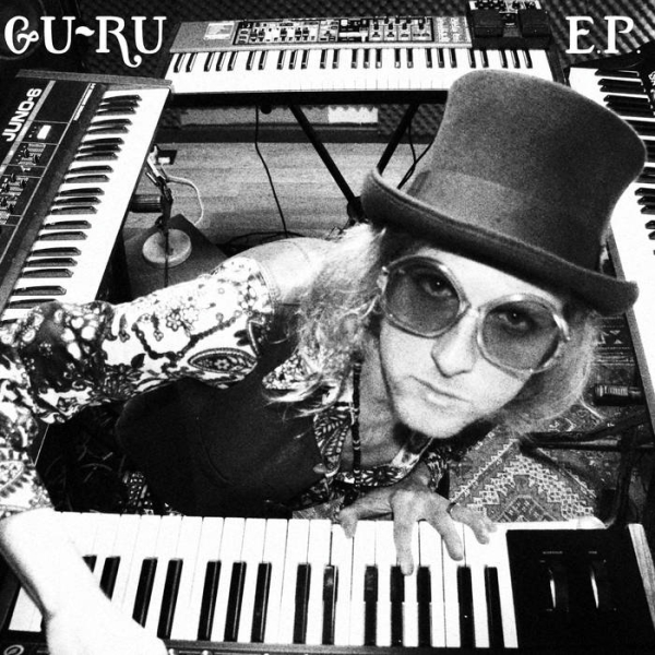 Psychedelic group GU-RU from Leicester