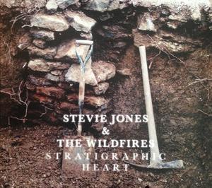 Steve Jones & The Wildfires, album cover