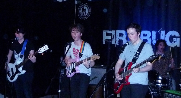 The Spook School at Firebug - 9th April 2016. Photo: Keith Jobey.