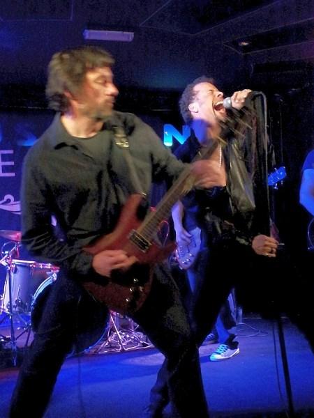 De Sade at The Musician in 2016.