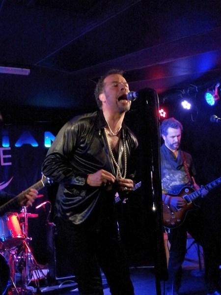De Sade at The Musician in 2016