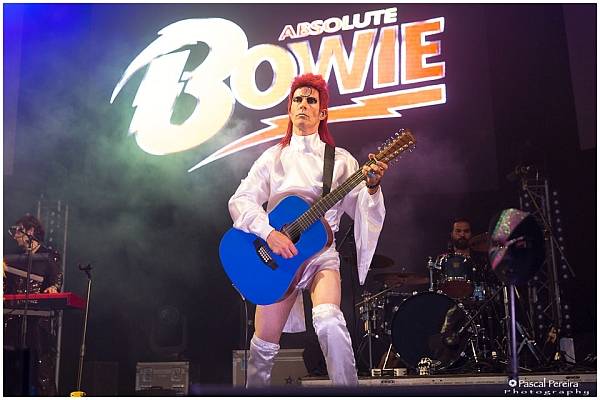 Absolute Bowie at Glastonbudget 2016. © Pascal Pereira Photography