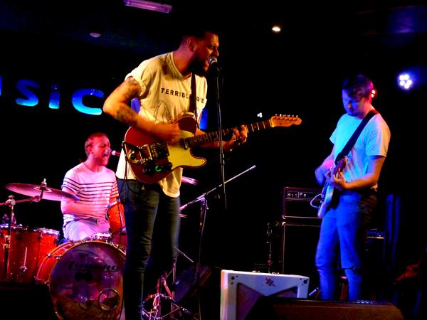 Hula Girls at The Musician - 12th July 2016. Photo: Keith Jobey