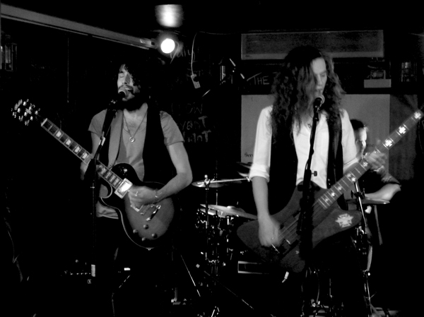 Chambers at Duffy's 1st July 2016 photo: Keith Jobey