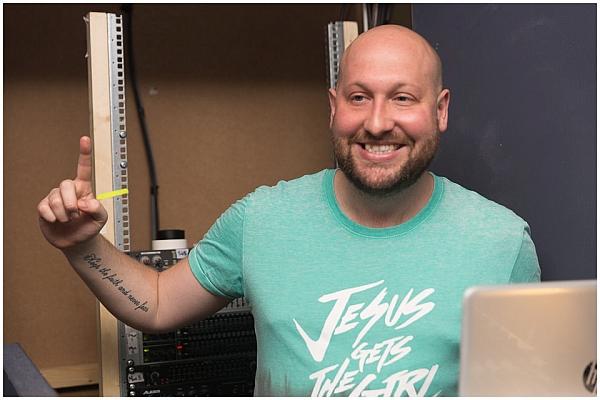 James Morris of JM Music Promotions.