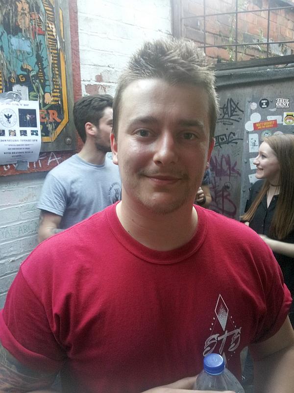 Kyle Durham from Arkiva