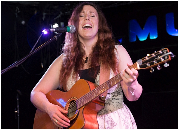 Irene Rae at the Musician, 8th July 2016. Photo: © Pascal Pereira Photography
