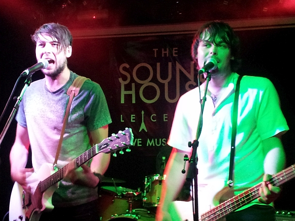 Arc Isla at The Soundhouse August 2016