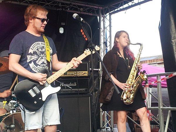 Last Edition at Phantomfest, Loughborough, August 2016.