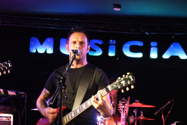 The Stereosonics at The Musician, August 2016.