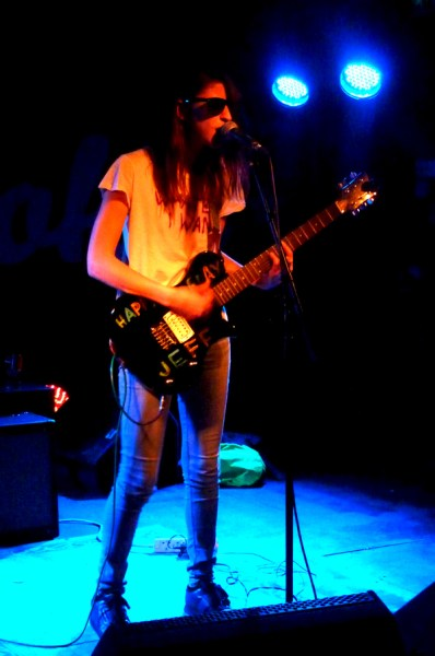 Colleen Green at The Cookie. 24th Sept 2016. Photo: Keith Jobey.