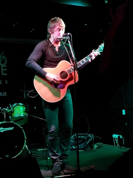 Jersey Budd at The Soundhouse, 1st October 2016.