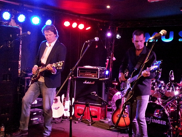 Badfinger at the Musician, 17th November 2016