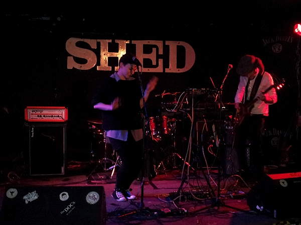 Vienna Ditto at The Shed, 5th November 2016.