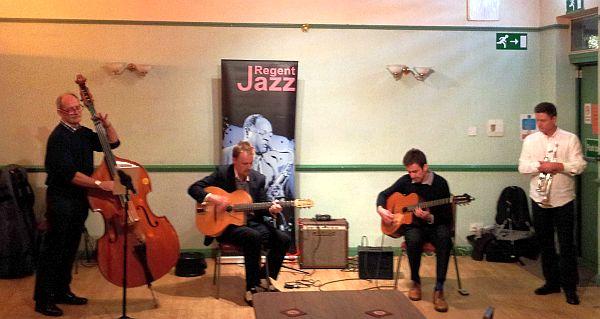swing gitan musicians