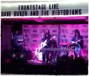 Dave Buker and The Historians (Photo Credit: MiM)