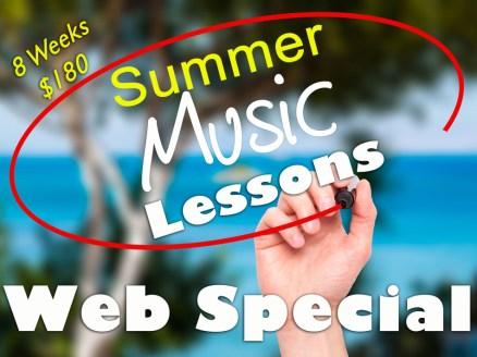 Summer Web Special