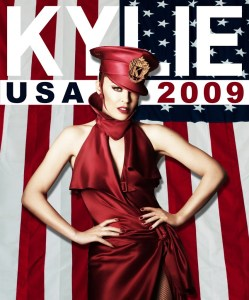 Kylie Minogue - North American Tour 2009