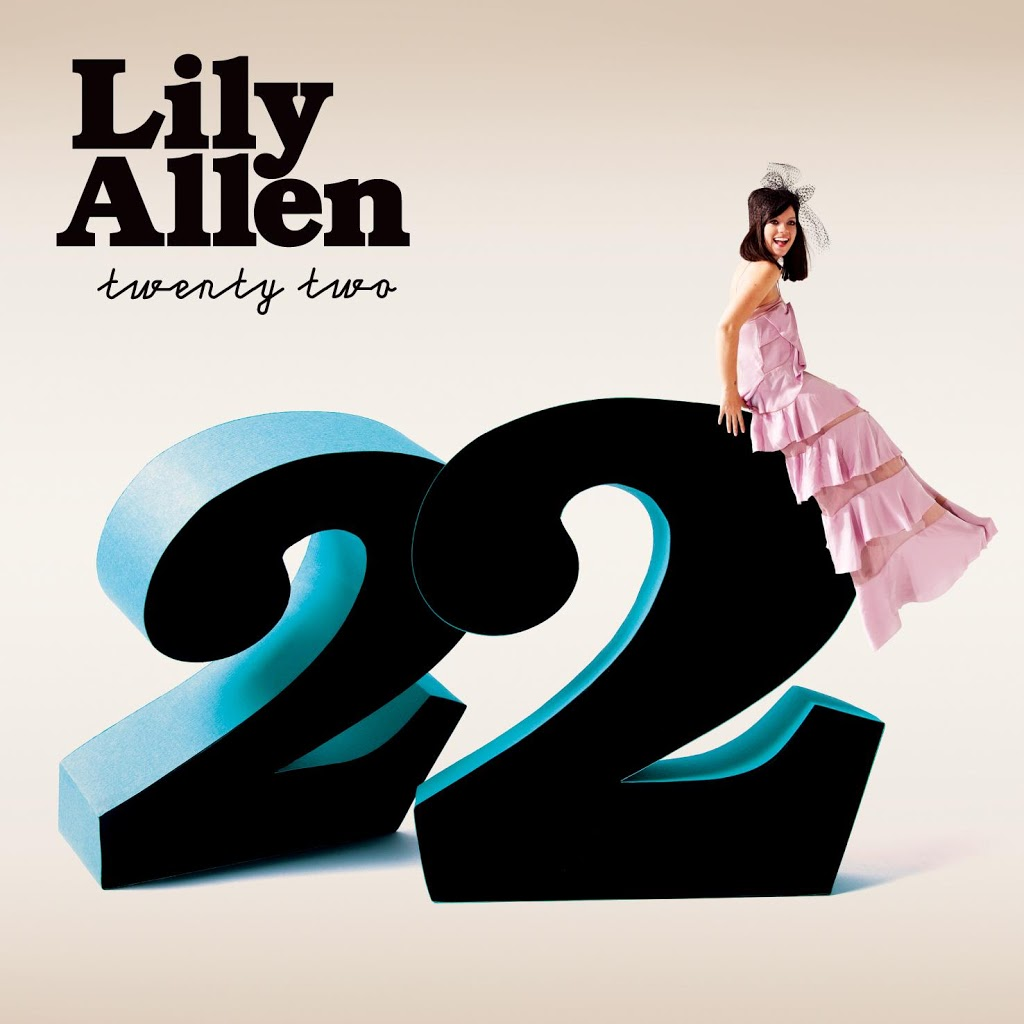 Lily Allen - 22 - Single Artwork Revealed