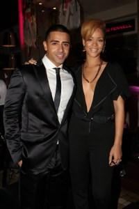 Rihanna and Jay Sean