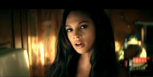 Hot Video Alert: Alesha Dixon - Radio