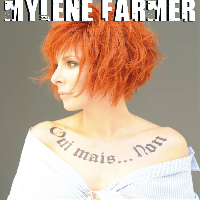 Hot Video Alert: Mylène Farmer - Oui mais... non