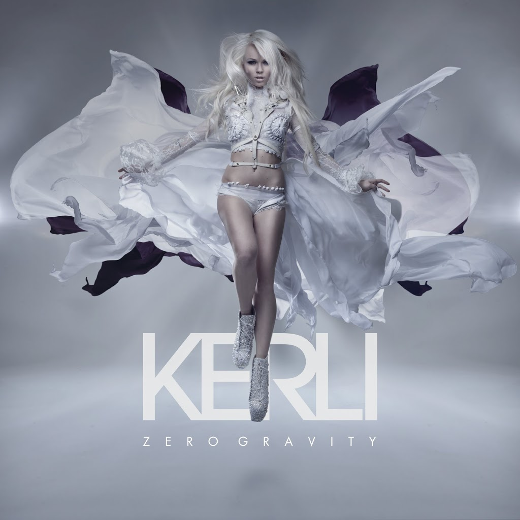 Estonian Club Queen Kerli Releases Sexy New Single and Video