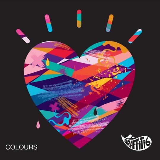 Graffiti6 Colours