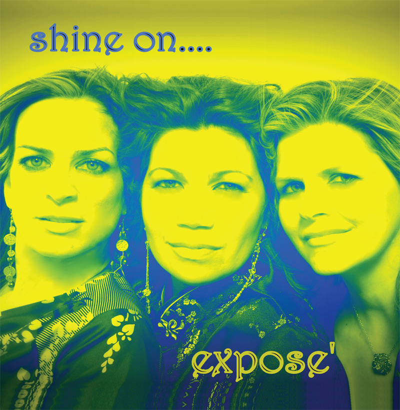 80s & 90s Girl Group Exposé Return with New Single, 'Shine On'; Remixes by KlubJumpers, Oliver Watts, Drew Pearson & More