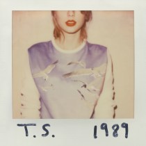 Taylor Swift - 1989 Album Art