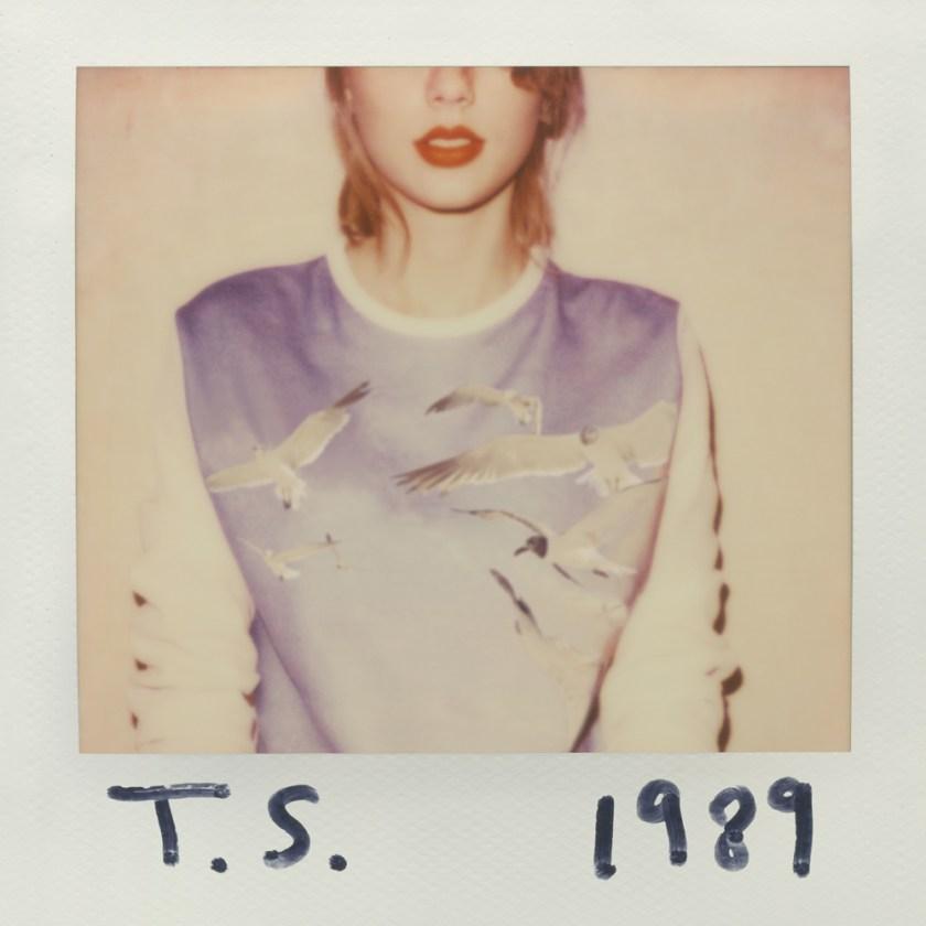 Taylor Swift - 1989 Album Art