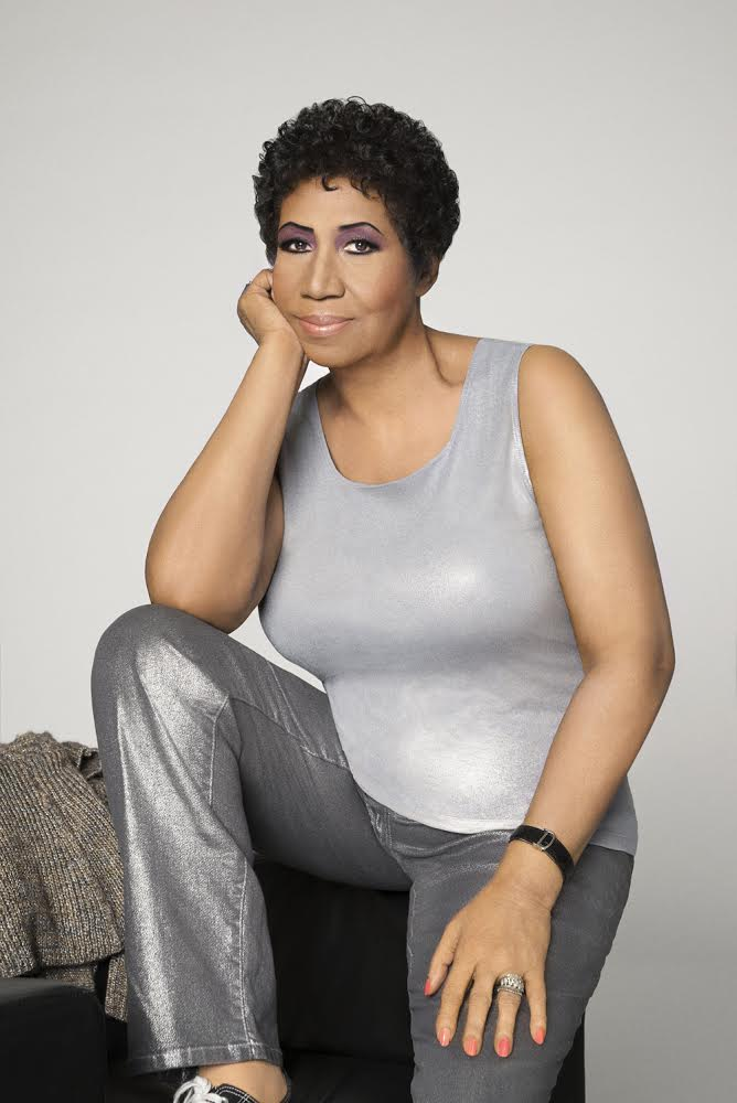 Aretha Franklin Promo Photo 2014