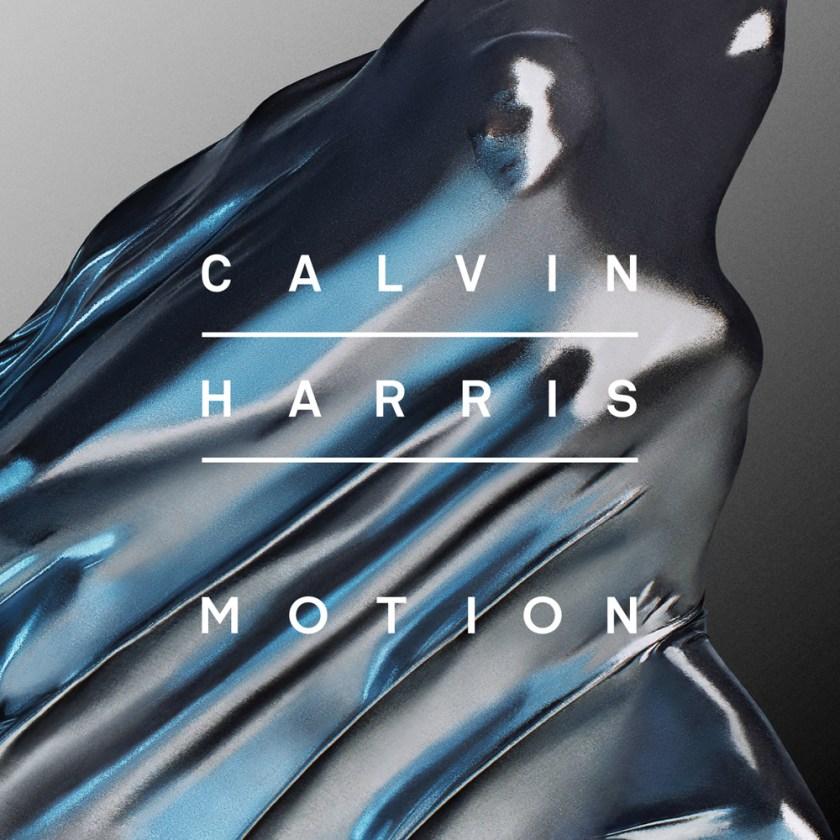 Calvin Harris - Motion Album Art