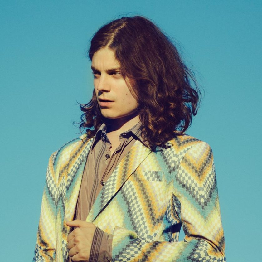 BØRNS performs Electric Love from his Candy EP, out now