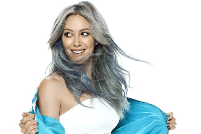Hilary Duff will release her brand new album, Breathe In Breathe Out on June 16th