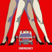 """Emergency"" is the new single from Icona Pop. Out now, ""Emergency"" features Erik Hassle."