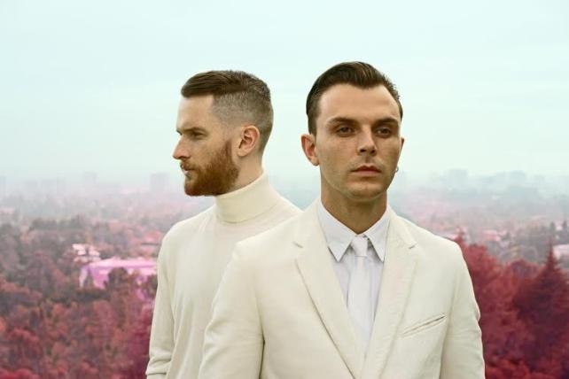 Hurts, AKA Theo Hutchcraft and Adam Anderson are back with a new album, Surrender, due October 9 on Columbia Records.