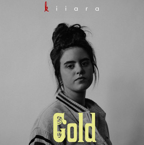 "Kiiara is currently setting the blogosphere alight, thanks to her infectious debut ""GOLD,"" streaming on SoundCloud right now. Look out for her debut EP coming soon!"
