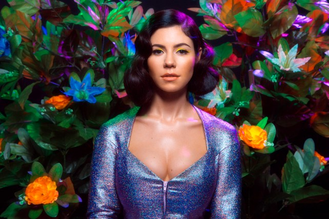 Marina & The Diamonds Announces Neon Nature Tour, kicking off October 12th in Houston, TX.