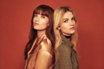 Swedish-Aussie Sister Duo, Say Lou Lou are hitting the road America! Tickets are on sale for their upcoming Fall Tour.