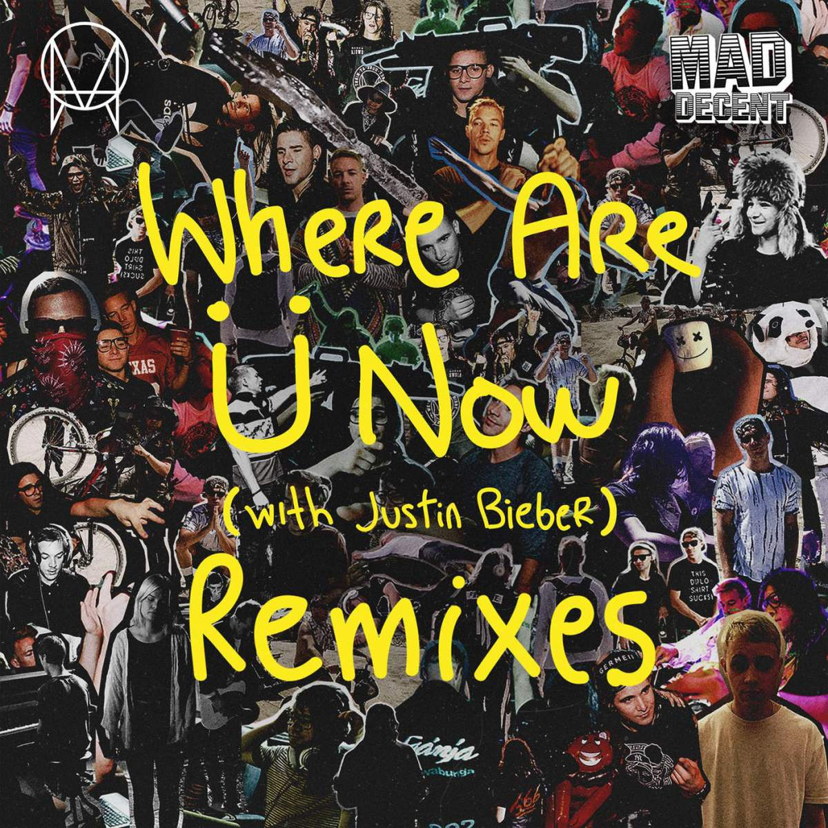 Hot Video Alert: Jack Ü feat. Justin Bieber - Where Are Ü Now