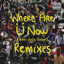 "Check out ""Where Are U Now"" remixes from Kaskade, Rustie, Ember Island and more! Out now!"