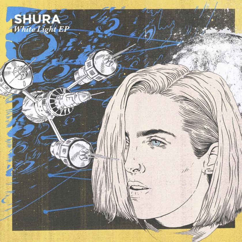 "Win a copy of the White Light EP from UK singer/songwriter Shura. The EP features tracks like ""2Shy,"" ""Indecision"" and the title track, ""White Light."""